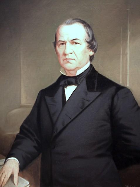President Andrew Johnson National Portrait Gallery