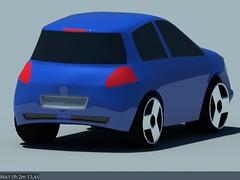 Micro Tente 3d (Vray)