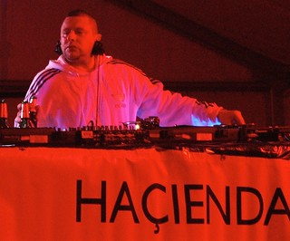Sean Ryder at the Hacienda by Tangerine Dream on flickr