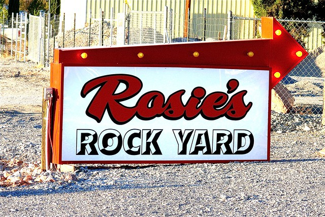 Rosie's Rock Yard