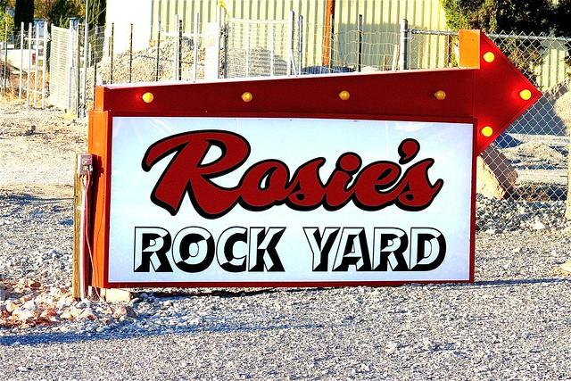Rosie's Rock Yard
