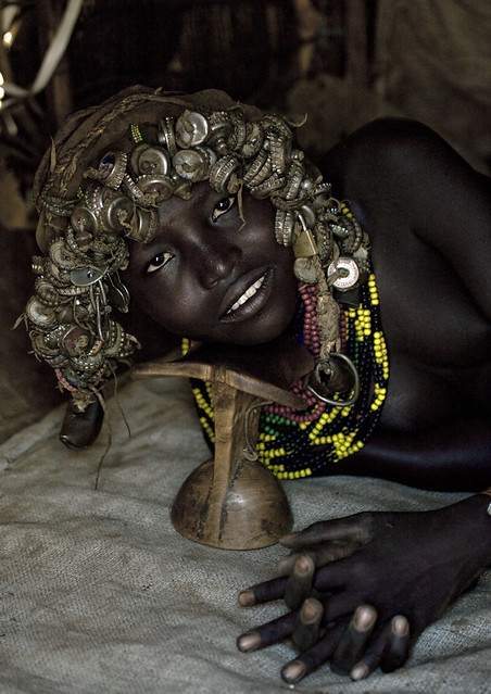 The Braided Rapunzels of Africa  other Tribal Trends