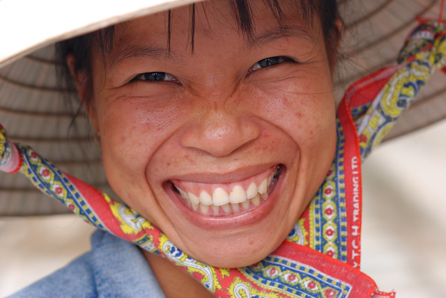 People smiling - a gallery on Flickr