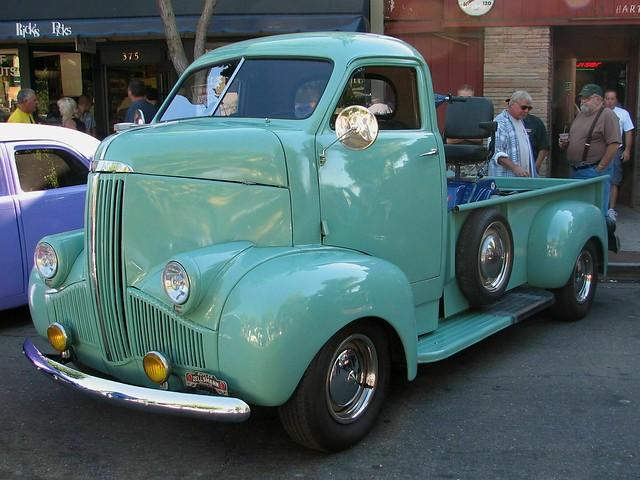 48 studebaker truck