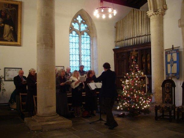 The Choir - Carols, just perfect