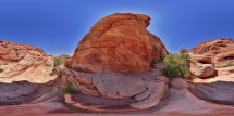 Elevation Of North Peak Las Vegas Nv Usa