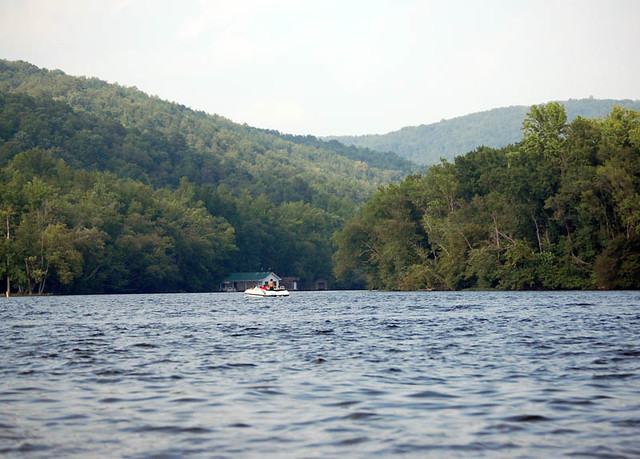 Uwharrie Mountains and Lake Tillery NC  This is where the   Flickr