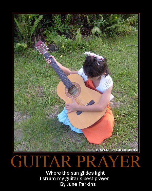 Guitar Prayer