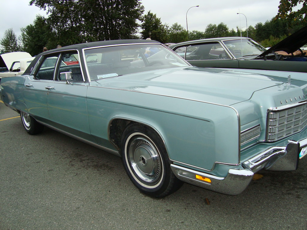 1973 Lincoln Continental 4 Door A Photo On Flickriver