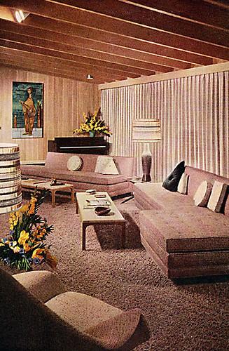BH&G 1961 - Mod Living Room