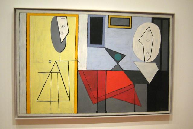 NYC  MoMA Pablo Picassos The Studio  Flickr  Photo
