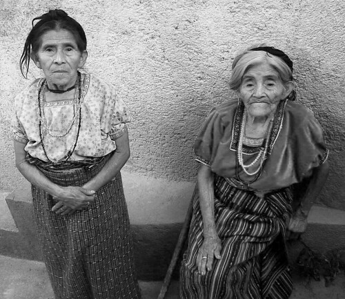 Ancianas by Karlbert