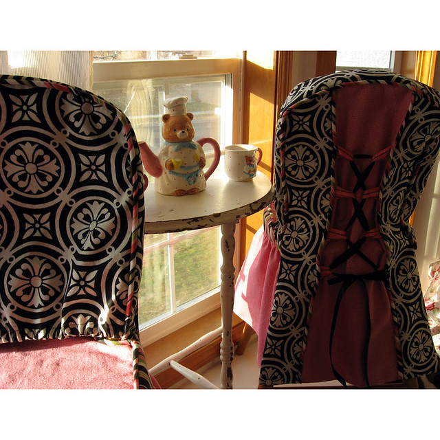 Waverly Garden Room Dining Chair Covers