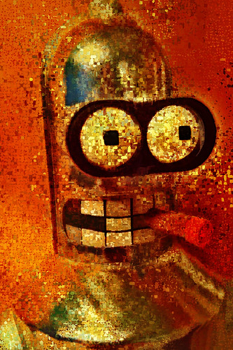 iPhone Wallpaper - Digital Bender