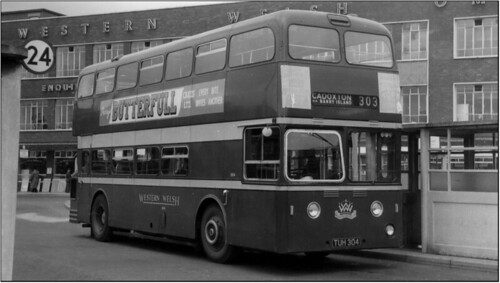 The Leyland Atlantean