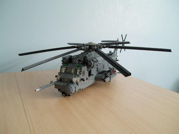 MH-53M为低(20)
