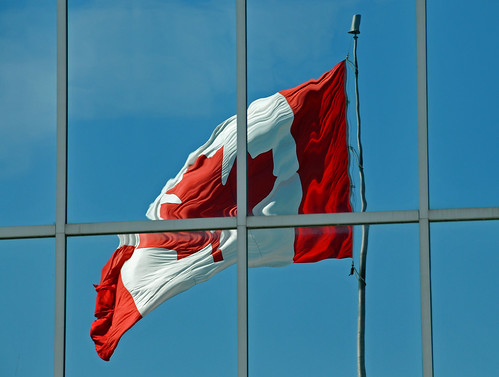 Canada CRM Software Raising the Flag