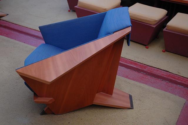 Origami Chair @ Taliesin West