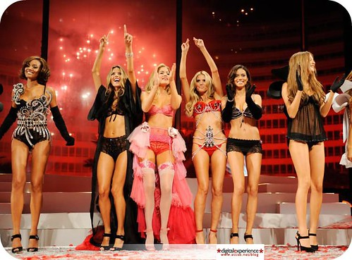 The Victoria S Secret Fashion Show And The Soundtrack Of Desire