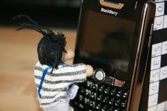 Jimmy does BlackBerry