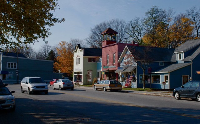 St. Joeph's Avenue.