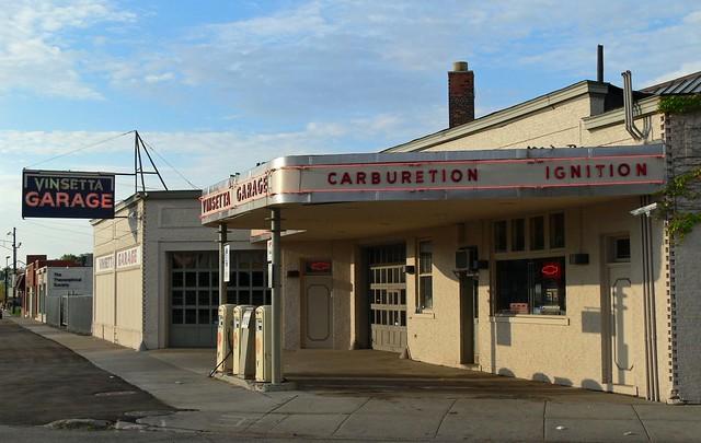 Vinsetta Garage  Berkley MI  Flickr  Photo Sharing