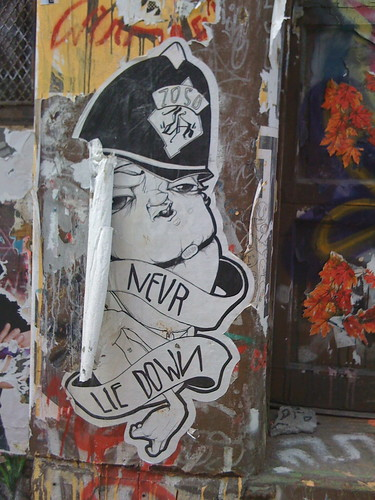 Street Art Soho by DRheins