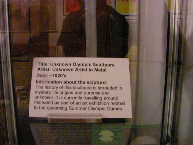 The 3rd Olympic Ring description