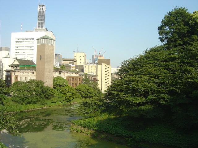Kitanomaru National Garden, Tokyo, Japan