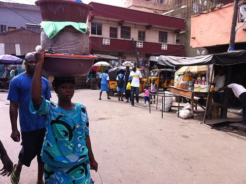 Ita Akanni - Lagos Island, Nigeria by Jujufilms