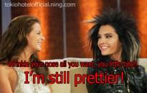Tokio Hotel Funny Quotes - Sharing