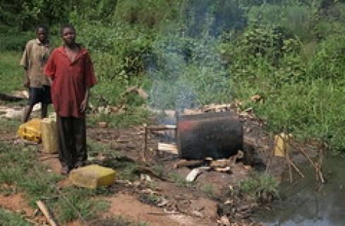 Roadside Still by AfriCommons
