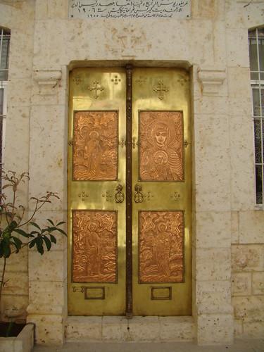 Siria Maalula Monasterio Santa Tecla Mar Taqla 08