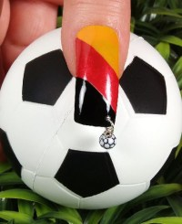 1000+ images about World cup nail designs on Pinterest