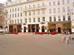 Budapest: Gerbeaud.