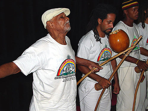 Amor a Capoeira