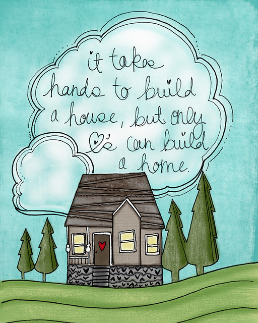 hearts build a home