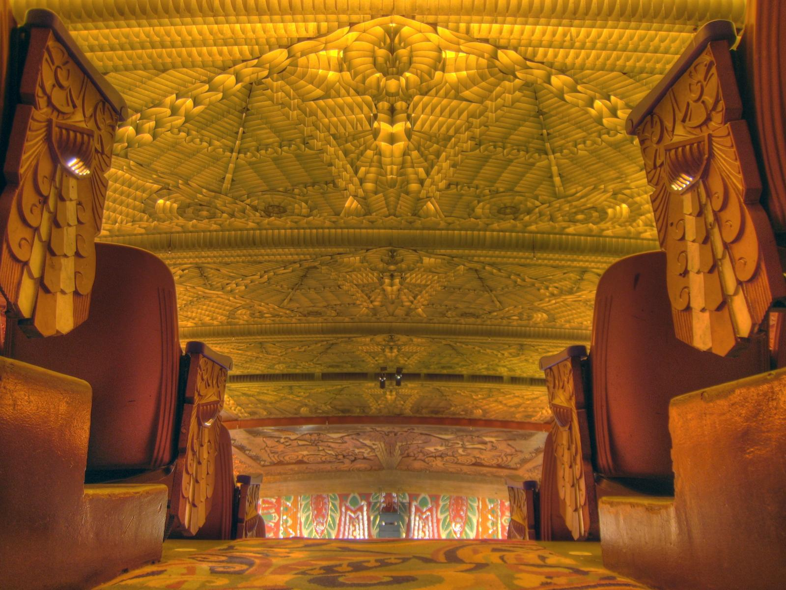 Paramount Theatre Oakland CA Flickr Photo Sharing