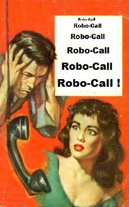 Congress Passes Another Anti-Robocall Bill.