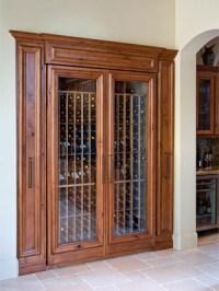 Vinotheque - Custom 700QT built-in wine cabinet | Flickr ...