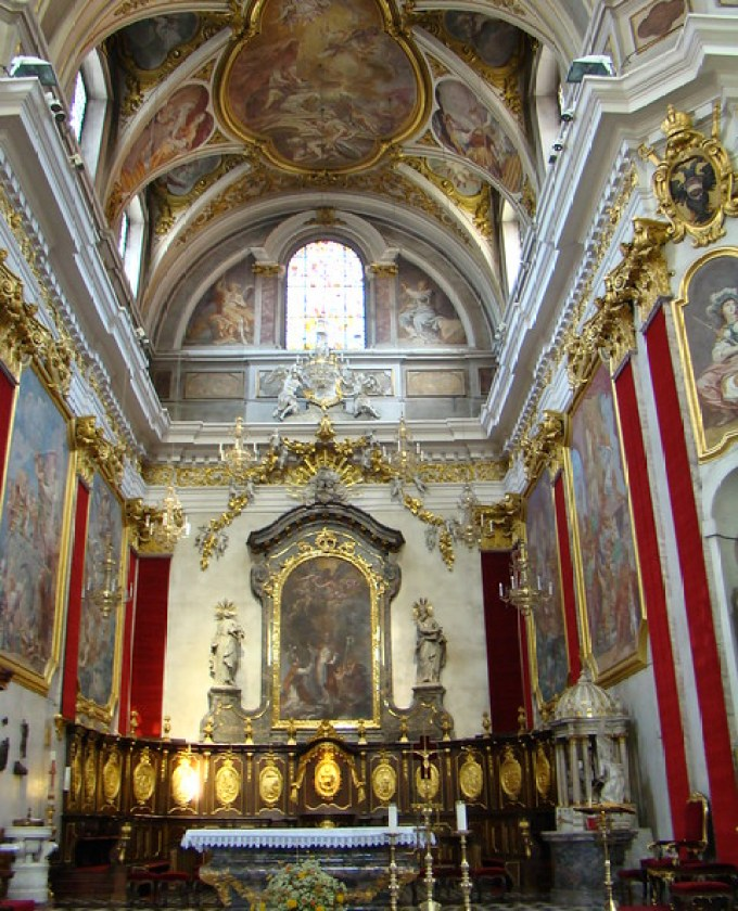 Catedral de San Nicolás-Liubliana-Eslovenia 14