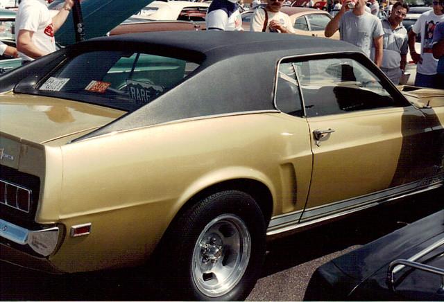 1969 Shelby de Mexico Mustang GT350  coconv  Flickr