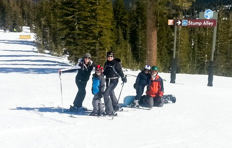 Stump Alley @ Northstar