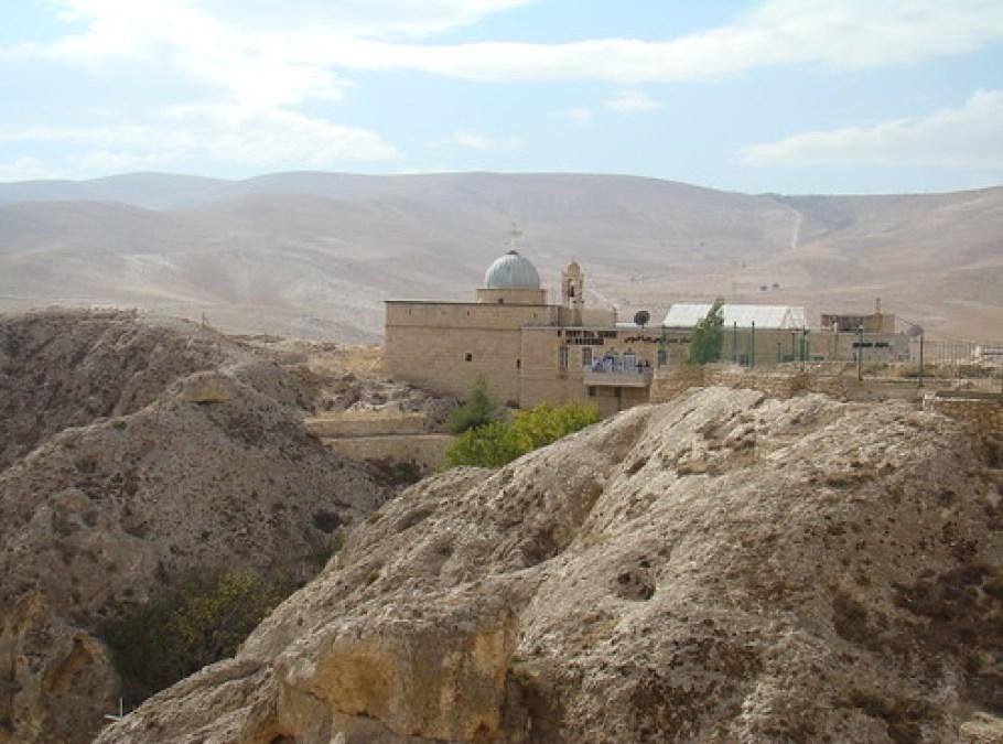 Maalula Siria-El Monasterio de San Sergio/Monasterio de Mar Sarkis-Maalula 05