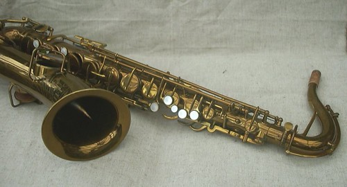 1931 Martin C-Melody Sax by dorset driftwood