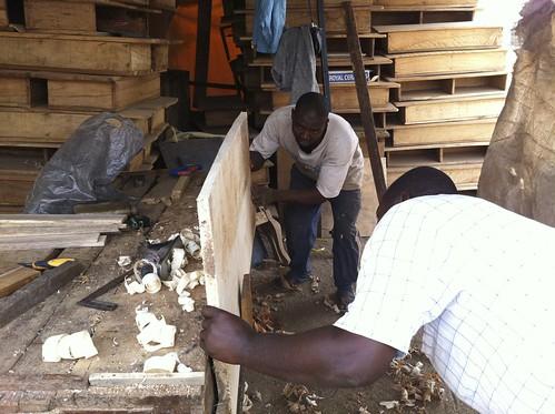 Sunny O - Craftsmen Abuja Nigeria by Jujufilms