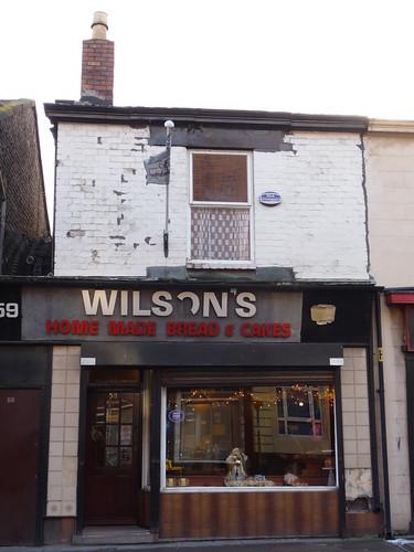 Wilson's Homemade Bread& Cakes, Garston