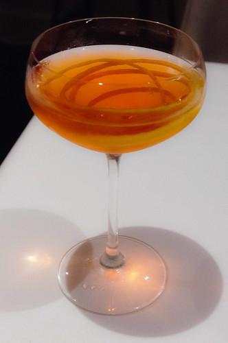 Chartreuse Sazerac
