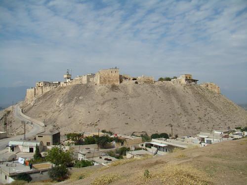Qalaat al-Madiq ciudad fortaleza  Siria 12