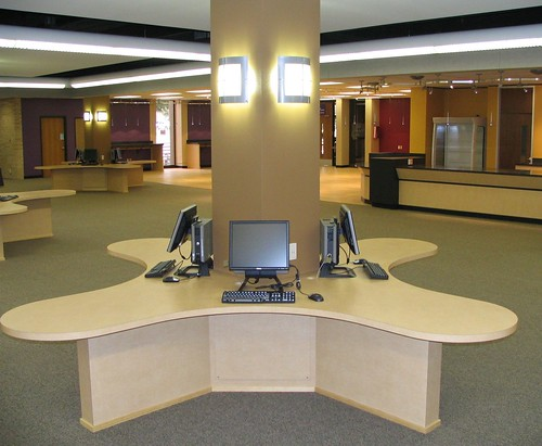 Computer Pods by ACU Library